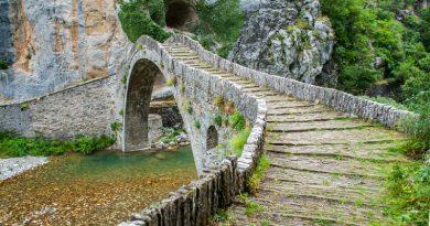 De Zagoria in Griekenland