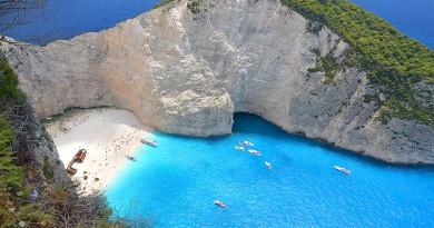 Zakynthos, het eiland dat je niet teleur zal stellen