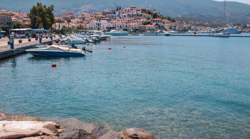 Jachthaven van Poros