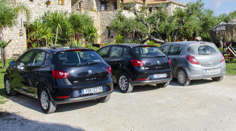 Huur een auto op Kreta, Corfu of elders in Griekenland