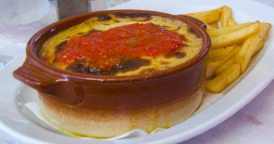 Moussaka recept volgens traditionele wijze