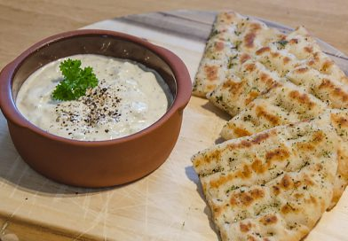 Griekse tzatziki volgens authentiek recept