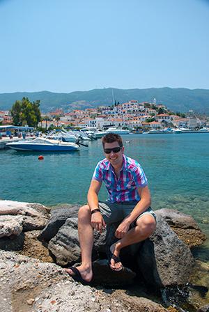 Arjan van Griekipedia