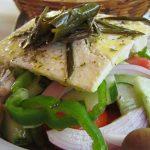 Recept voor Griekse salade