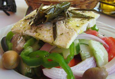 Griekse salade (choriatiki) recept: briljant in al zijn eenvoud