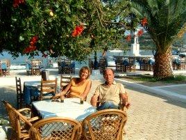 Karen en Dimitris