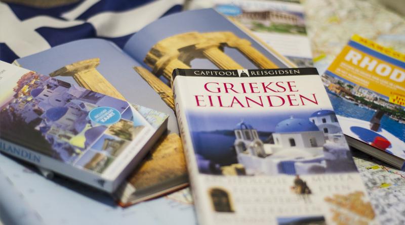 Griekse reisgidsen