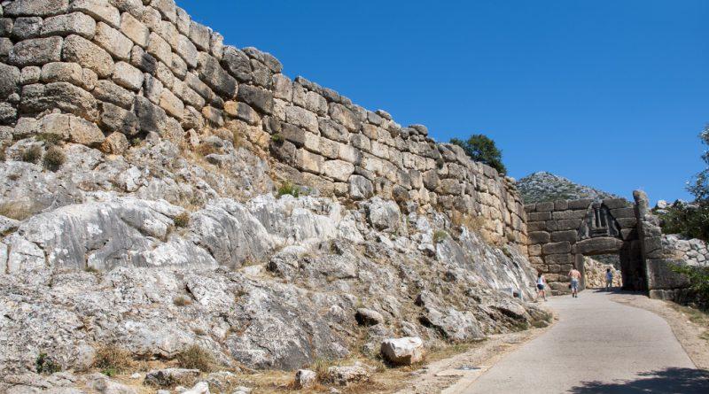 Leeuwenpoort van Mycene