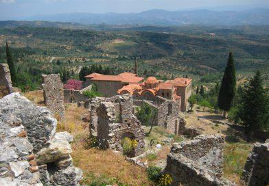De Peloponnesos, verrassend veelzijdig