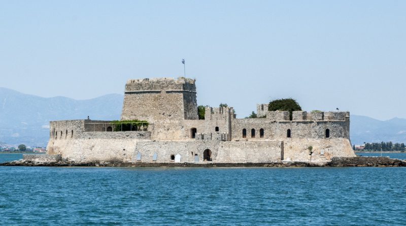 Bourtzi in Nafplion