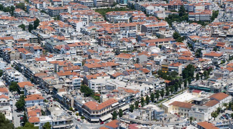 Centrum van Nafplion