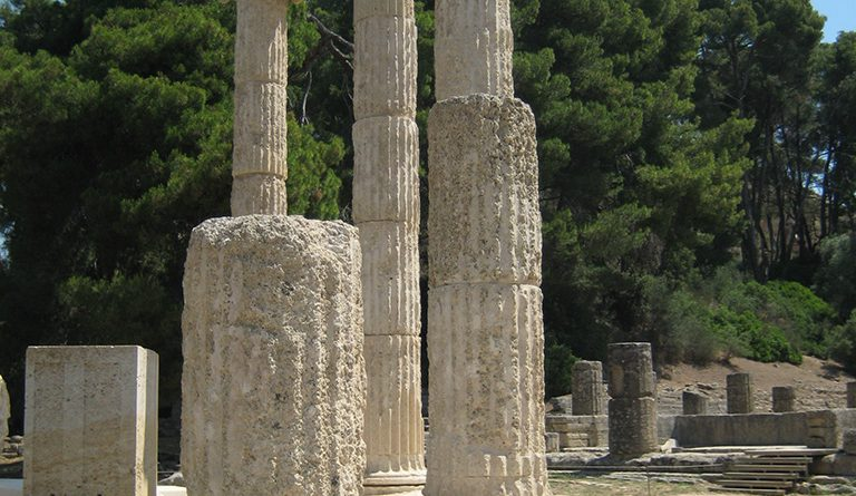 Philippeion in Olympia