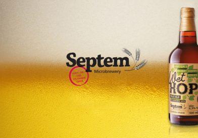Septem presenteert limited edition bier in Amsterdam