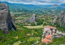 De kloosters van Meteora