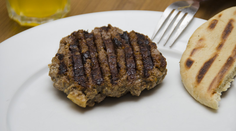Recept voor Griekse hamburgers, bifteki
