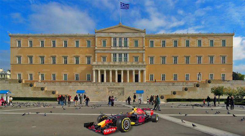 Formule 1 in Griekenland