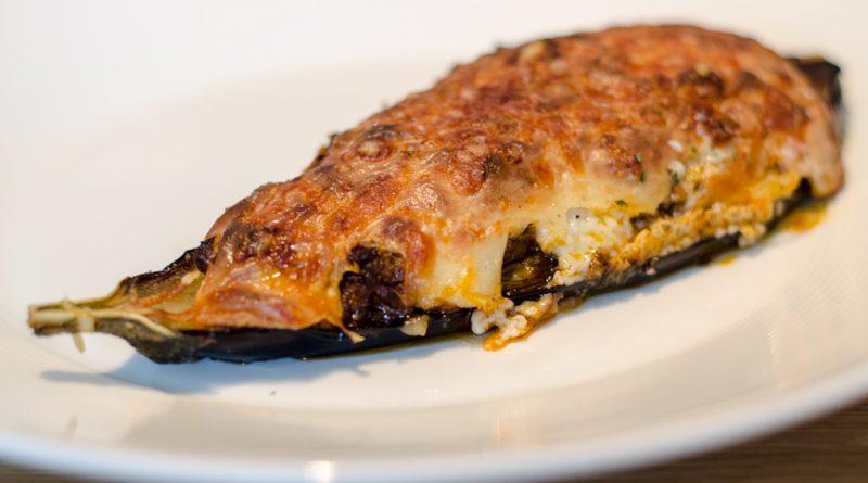 Melitzanes Papoutsakia: eet smakelijk!