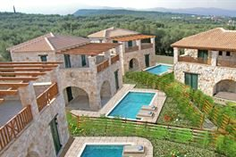 Chrisapella Country Houses in Zakynthos