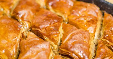 Overheerlijk baklava recept, een Griekse delicatesse