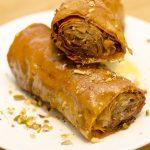 Saragli: overheerlijke krokante baklavarolletjes