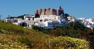 Zomer op Patmos