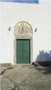 Kerk op Patmos