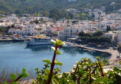 Onthaasten in de drukte op Patmos
