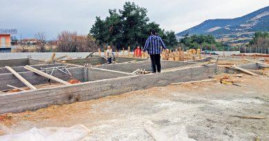 Huis bouwen in Griekenland