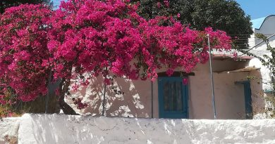 September op Patmos
