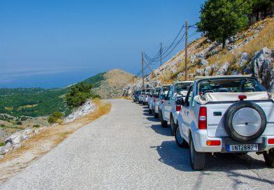 Auto huren op Corfu: tips en ervaringen