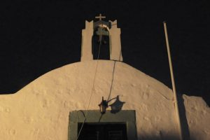 De Agia Paraskevi kerk op Patmos