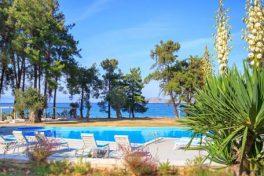 Aroma Beach in Thassos