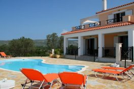 Kleinschalige accommodatie Vatsa Villas in Vatsa