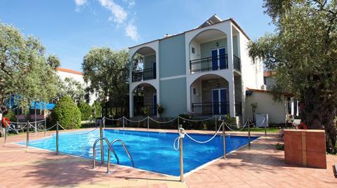 Villa Elia in Thassos