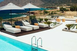 Kleinschalige accommodatie Yades Instyle Villas in Mochlos