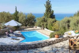 Kleinschalige accommodatie Agios Nikitas Villas in Agios Nikitas