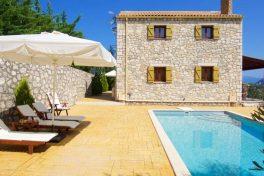 Kleinschalige accommodatie Pilikas Villas in Stavros