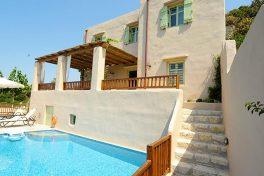 Kleinschalige accommodatie Thimonies Country Homes in Rethymnon